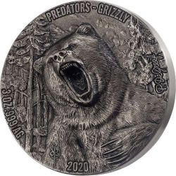 5000 Francs Grizzly -...