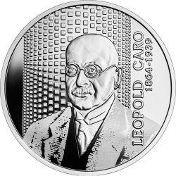 10 zł Leopold Caro - Wielcy...