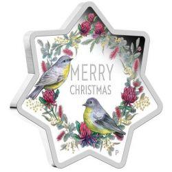 1$ Christmas, Star-Shaped...