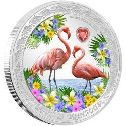 2$ Flamingos - Love is...