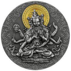 2000 Franków Antyczny Budda