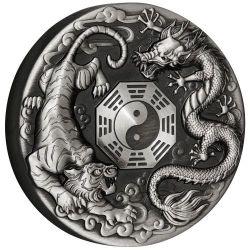 2$ Dragon & Tiger