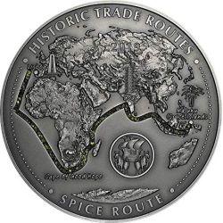 5000 Francs Spice Route -...