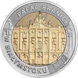 5 zł Pałac Branickich w...