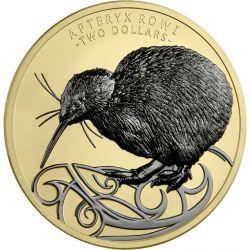 2$ Kiwi Bird