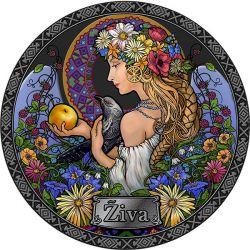 5 Cedis Ziva - Goddesses of...