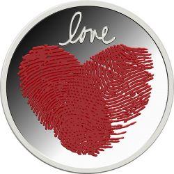 2 Cedis Love Coin