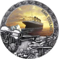 5$ Titanic - Wielkie...