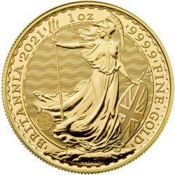 100£ Britannia
