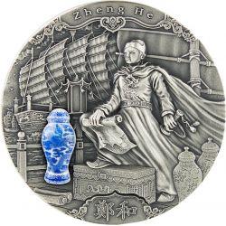 5$ Zheng He - Famous Explorers
