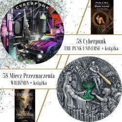 Cyberpunk + Wiedźmin,...