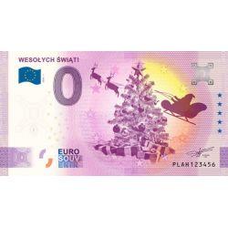 0 Euro Wesołych Świąt