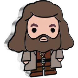 2$ Rubeus Hagrid - Harry...