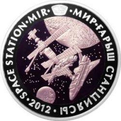 500 Tenge Mir - Space