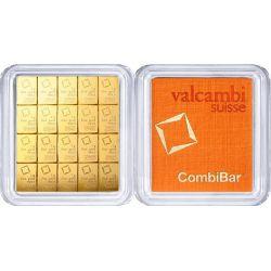CombiBar 20 x 1g Valcambi