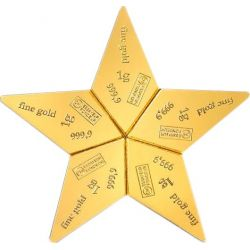 CombiBar 5 x 1g Star Valcambi