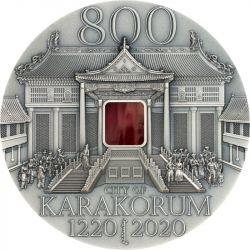 5000 Togrog Karakorum...