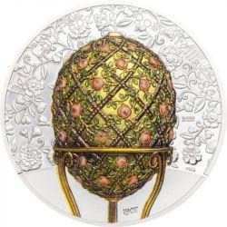 1000 Togrog Fabergé Egg...