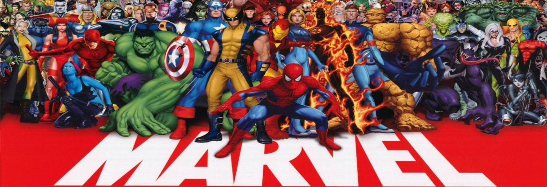 Marvel - seria monet