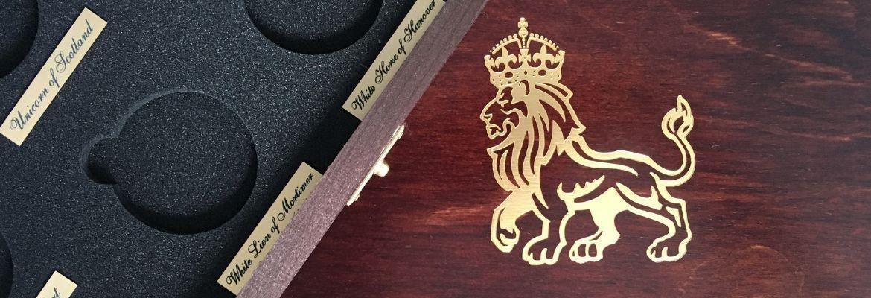 Kaseta na monety - seria Bestie Królowej