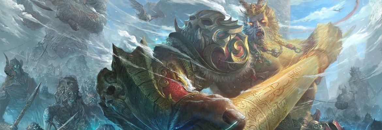 Bogowie Mitologii Chińskiej - seria monet
