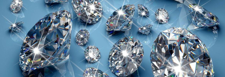 Słynne Diamenty - seria monet