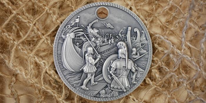 Bitwa pod Salaminą - Bitwy Morskie