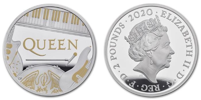 Zmiana wartości monety kolekcjonerskiej
