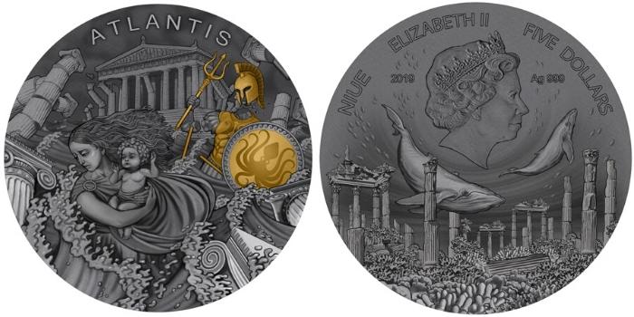 Atlantis - Legendary Lands