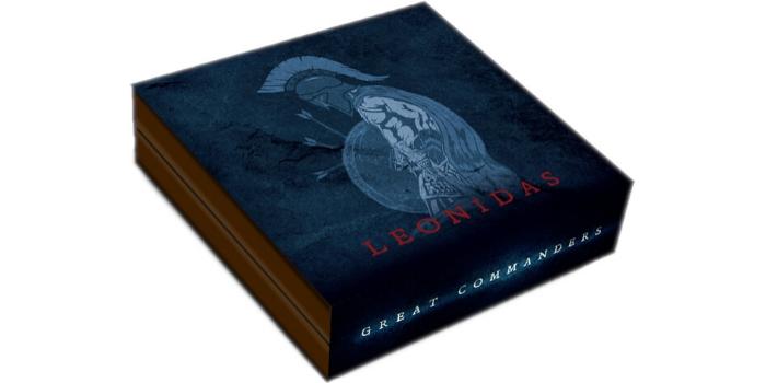 Leonidas - Wielcy Dowódcy