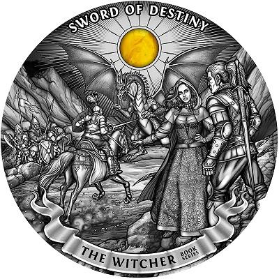 50$ Sword of Destiny - The Witcher