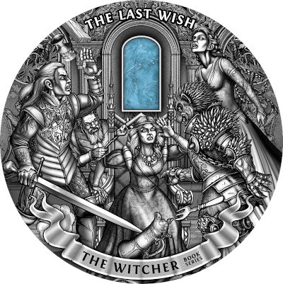 The Last Wish - The Witcher 1 kg