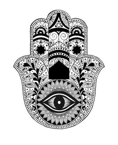 10 The Hand Of Fatima Hamsa Amulet Talisman