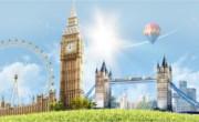 Krajobrazy Wielkiej Brytanii