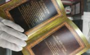 Golden Papal Prayer Book