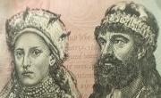 Mieszko i Dobrawa na banknocie kolekcjonerskim