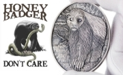 2$ Honey Badger - Brave Animals
