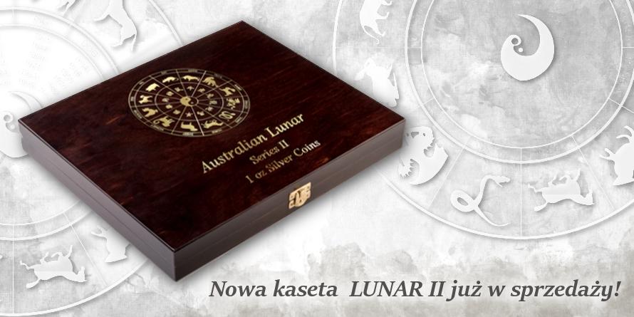 Lunar II kaseta