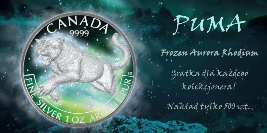 Frozen Puma