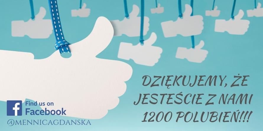 1200 Polubień