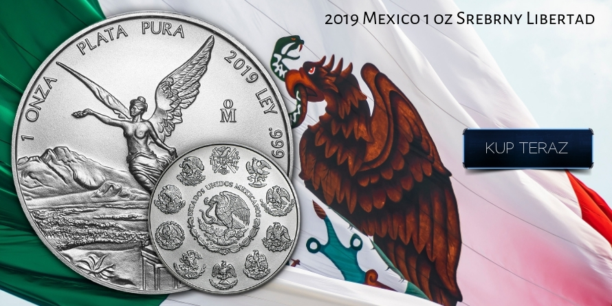 2019 Mexico 1 oz Silver Libertad Proof