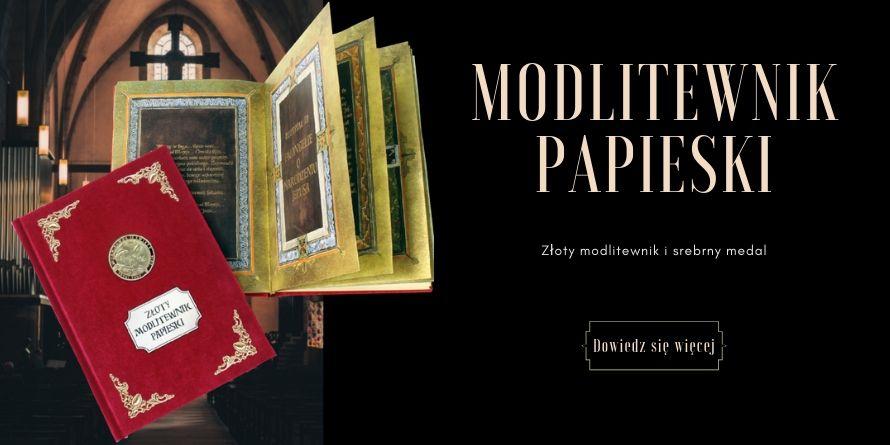 Złoty Modlitewnik Papieski