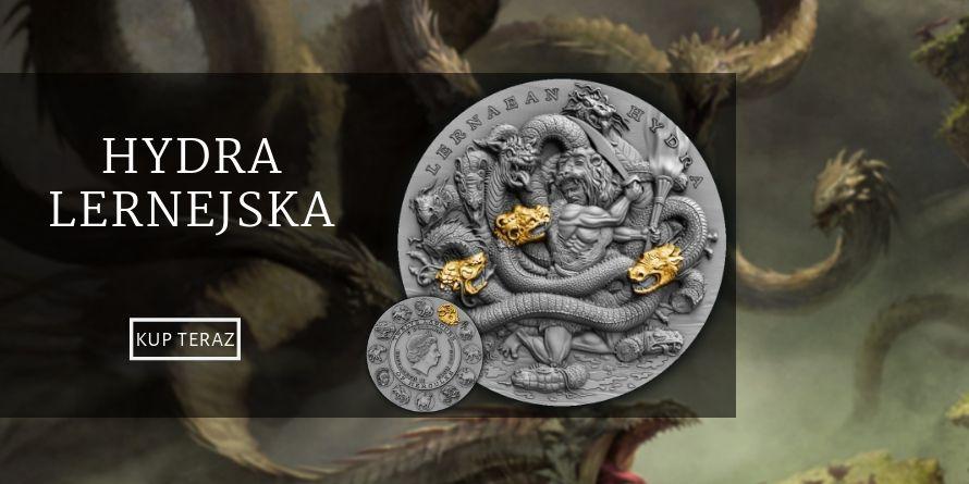 5$ Hydra Lernejska - Dwanaście Prac Herkulesa