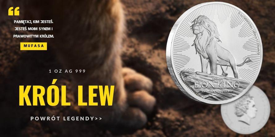 2$ Król Lew