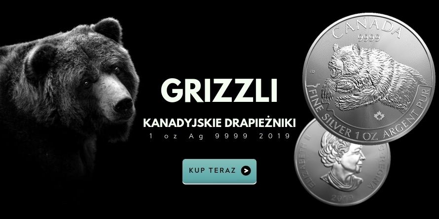 5$ Grizzli - Kanadyjskie Drapieżniki