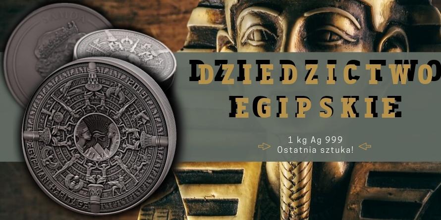 25$ Dziedzictwo Egipskie