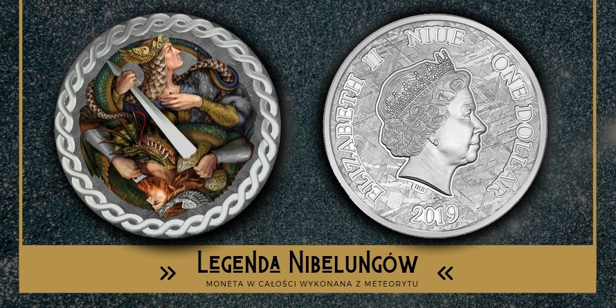 1$ LEGENDA NIBELUNGÓW