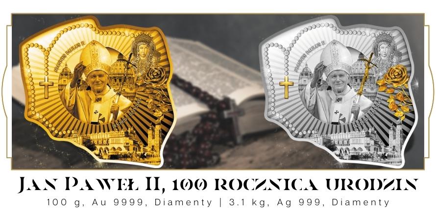 Jan Paweł II, 100 rocznica urodzin