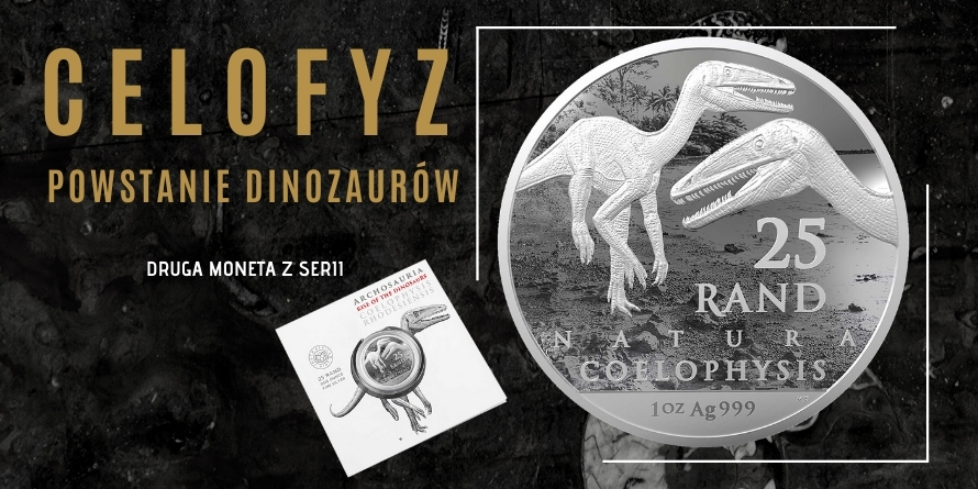 Celofyz - Powstanie Dinozaurów