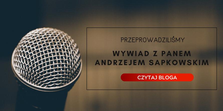 Wywiad z Andrzejem Sapkowskim